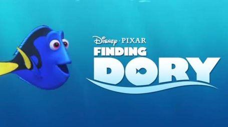 Dory, la pesciolina di Nemo (da youtube)