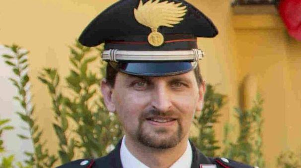 Il maresciallo Antonio Taibi