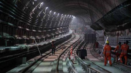 Lavoratori in metropolitana