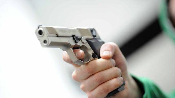 Una pistola giocattolo (foto repertorio)