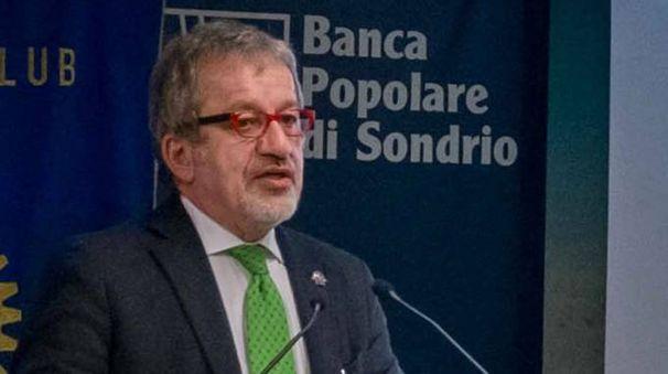 L'intervento del presidente della Regione Lombardia all'incontro organizzato dal Rotary Club Contea