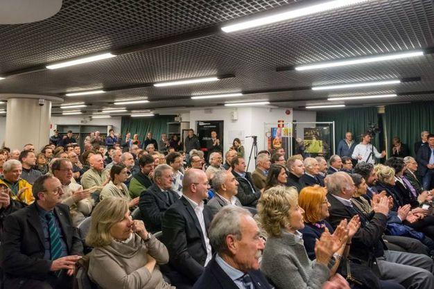 Maroni all'incontro organizzato dal Rotary Club Bormio Contea (National Press)