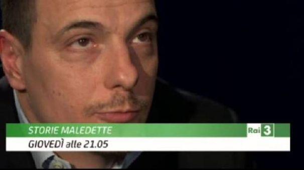 Luca Varani in Tv a 'Storie Maledette'