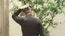 Un sacerdote (foto d'Archivio)