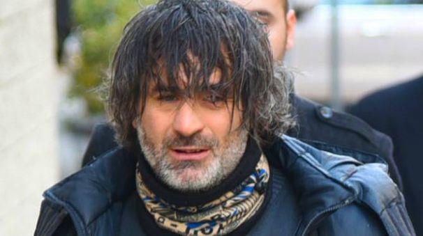 Il leader della curva atalantina Claudio Galimberti, detto 'Bocia'