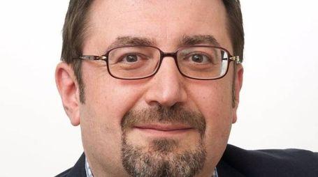 il segretario di Fratelli d'Italia-An, Andrea Montalbini