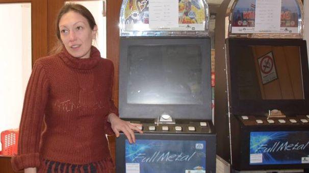 Chiara Contardi, titolare del locale di Rivazza(Torres)