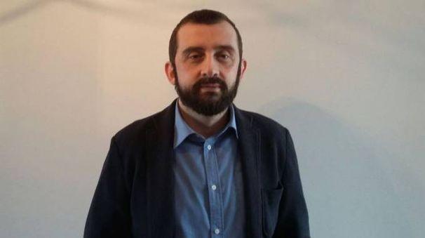 L'assessore alla Cultura di San Giorgio di Piano Mattia Zucchini