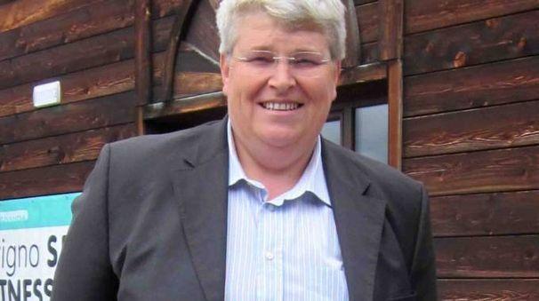 Damiano Bormiolini, sindaco di Livigno (National Press)