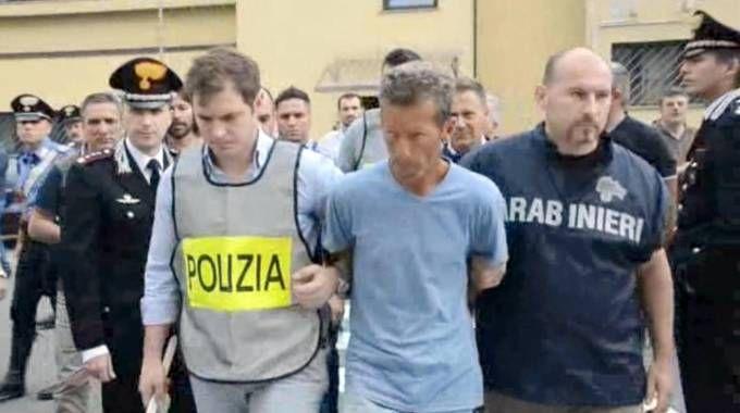 19 giugno. Arrestato Massimo Giuseppe Bossetti, presunto assassino di Yara Gambirasio (Ansa)