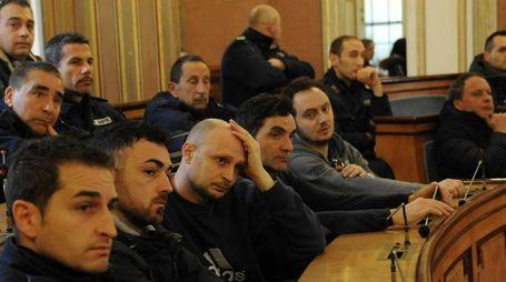 Polizia Provinciale assemblea