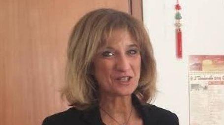 Il sindaco di Civitella Paganico, Alessandra Biondi