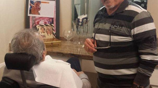 Il barbiere di Fiorano multato