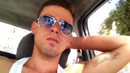 Luca Varani, lo studente universitario ucciso in un appartamento di Roma (ansa)