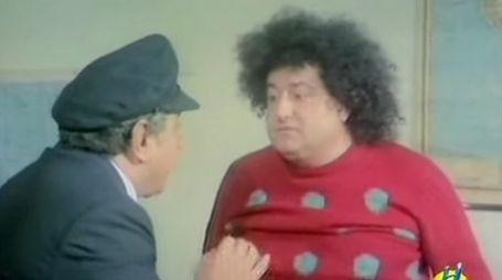 Ariani con Montagnani in un momento del film