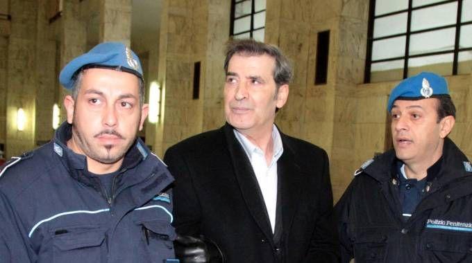 Claudio Giardiello in Tribunale