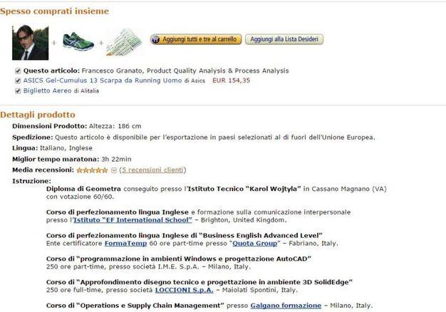 francescogranato.altervista.org