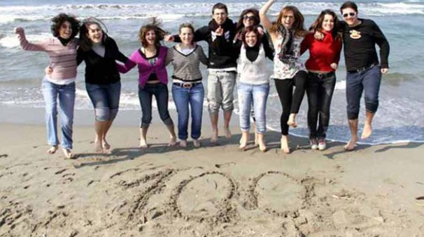 Cento giorni agli esami: tutti sulle spiagge
