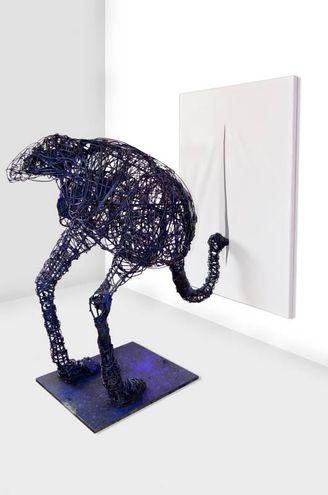 Angelo Accardi - Installazione