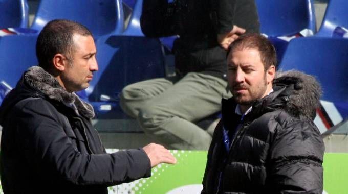 Igor Campedelli  con Maurizio Marin, all'epoca presidente della società 'Cesena 1940' che controllava l'Ac Cesena spa, imputato nello stesso procedimento. Il terzo accusato è l'imprenditore alberghiero Potito Trovato