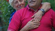 La Vespa 125 Primavera Et3 con Valerio e Giusy