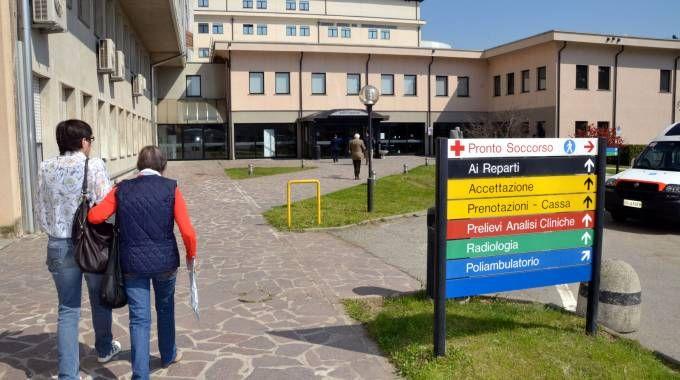 L'ospedale Mandic di Merate