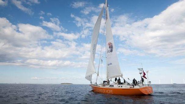 Oceans of Hope, il brigantino che vuole battere la sclerosi multipla www.sailing-sclerosis.com