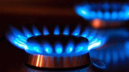 Il gas viene distribuito nelle case