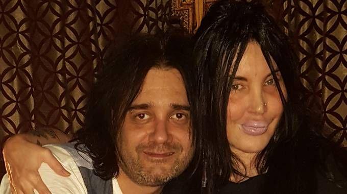 Fabio Rasponi e Cristina Pancaldi