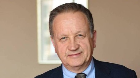 Luigi Cerioni, attuale sindaco e unico ricandidato