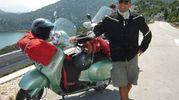 In Croazia con una 200L verde (Pier Luigi Tenti, Arezzo)