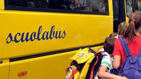 Scuolabus (foto di repertorio)