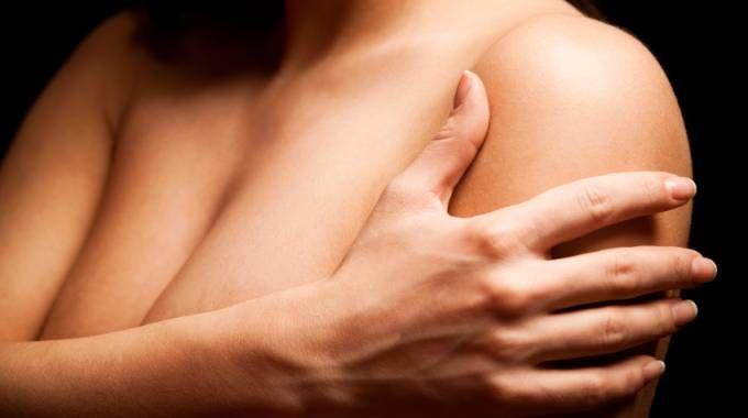 Tumore del seno, foto generica
