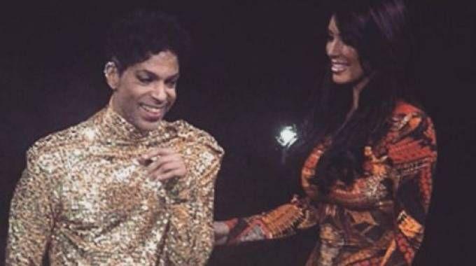 Prince manda via Kim Kardashian (da twitter)
