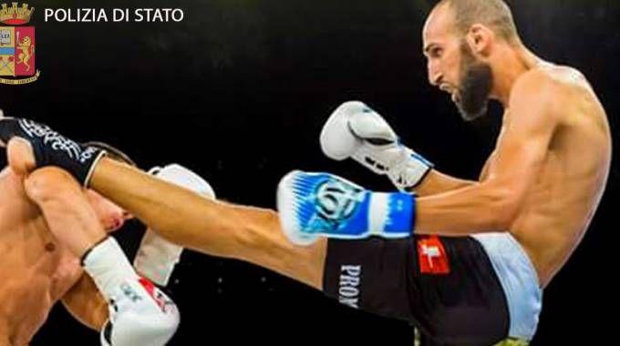 Abderrahim Moutaharrik sul ring
