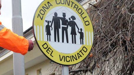 Il simbolo del controllo del vicinato