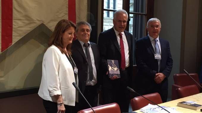La presentazione del libro a Palazzo Panciatichi