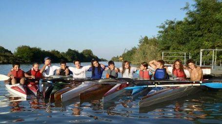 La manifestazione si svolgerà domenica nel centro nautico remiero del Canoe Rovigo