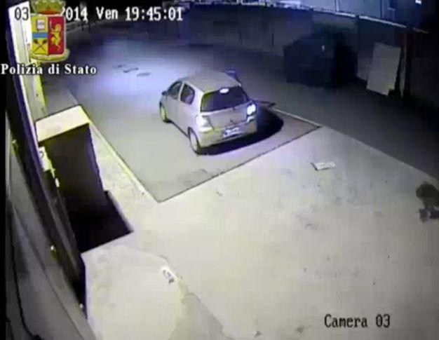 Fermata una banda di rapinatori