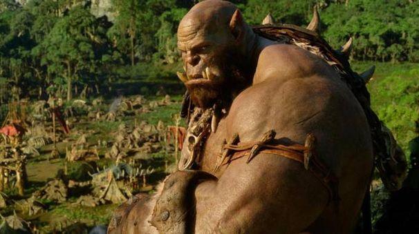 Un orco del film 'Warcraft'