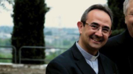 Padre Gianmarco Busca (foto tratta dal sito della Diocesi di Mantova)