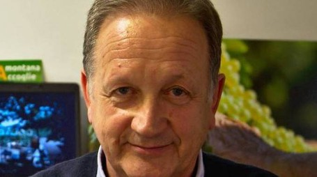 Luigi Cerioni, riconfermato sindaco di Cupramontana (foto Ferreri)