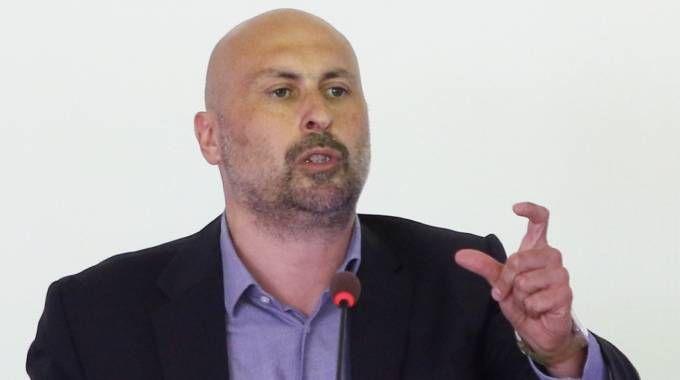 Il sindaco di Scandicci, Sandro Fallani (foto Germogli)