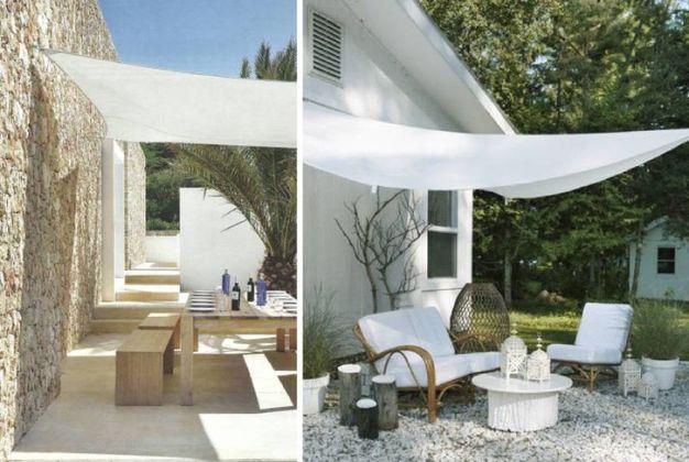 Arredo giardino idee per proteggersi dal sole magazine - Arredo giardino bologna ...