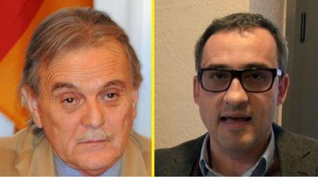 Ettore Pirovano e Claudio Bolandrini al ballottaggio a Caravaggio
