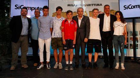 Carlino d'Oro 2016, le premiazioni a Milano Marittima (Foto Corelli)