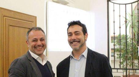 Henry Adamo e Roberto Ascani, al ballottaggio a Castelfidardo