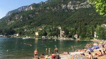 6) Spiaggia Riva Bianca – Lierna (Lecco)
