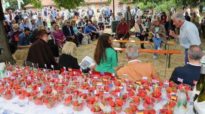 Fiera agricola del Santerno, la tradizione fa il pieno
