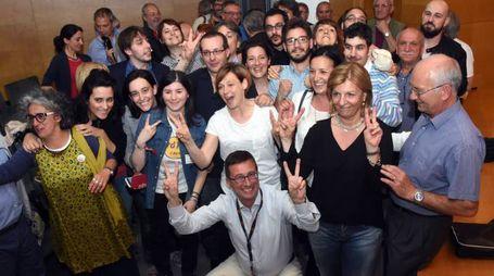 La festa per Roberto Corti